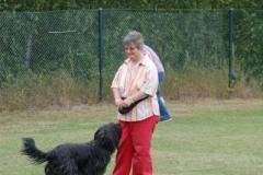 Baika and Dog Dancing