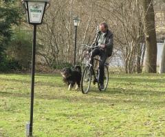 Colina Fahrrad Übung