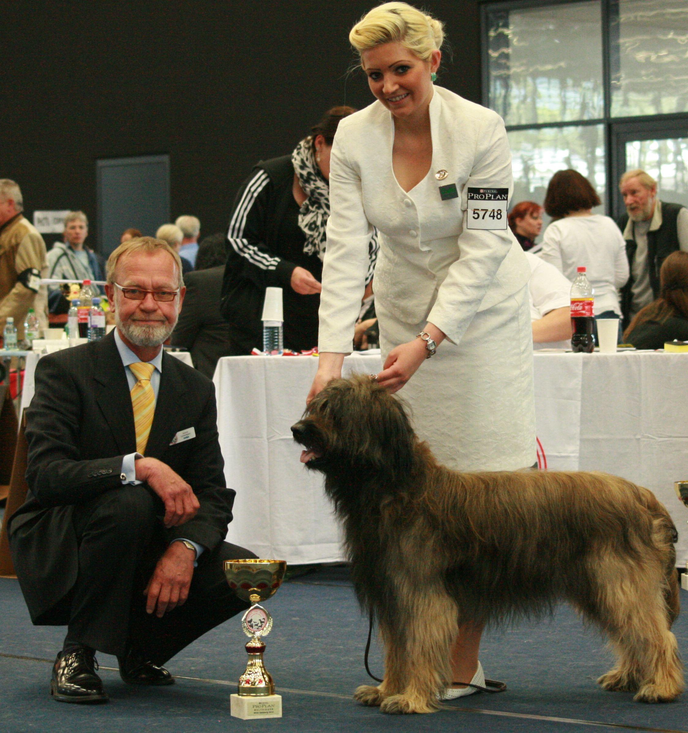 Weltsieger 2012 in Österreich