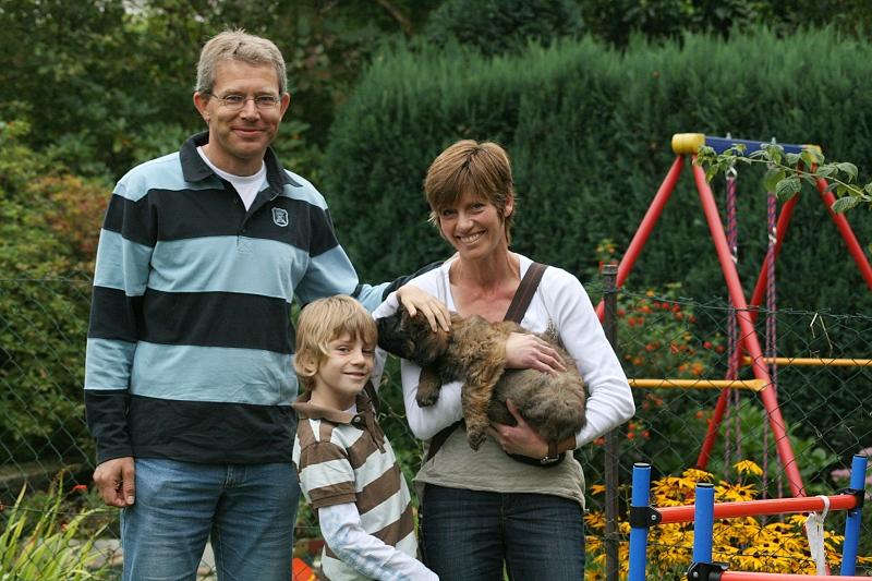Alanos neue Familie