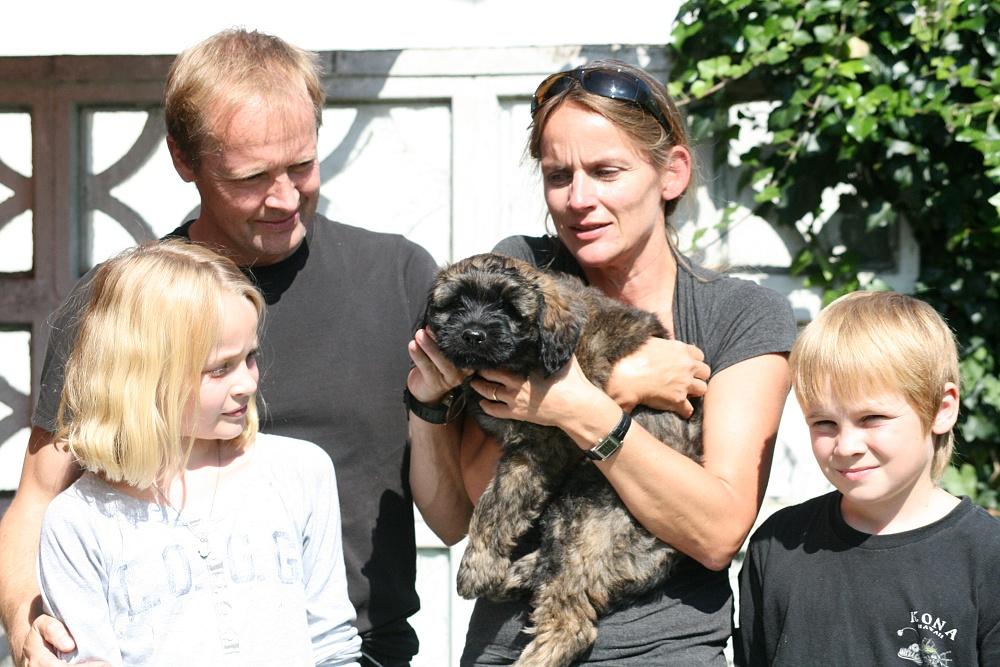 Andors new family
