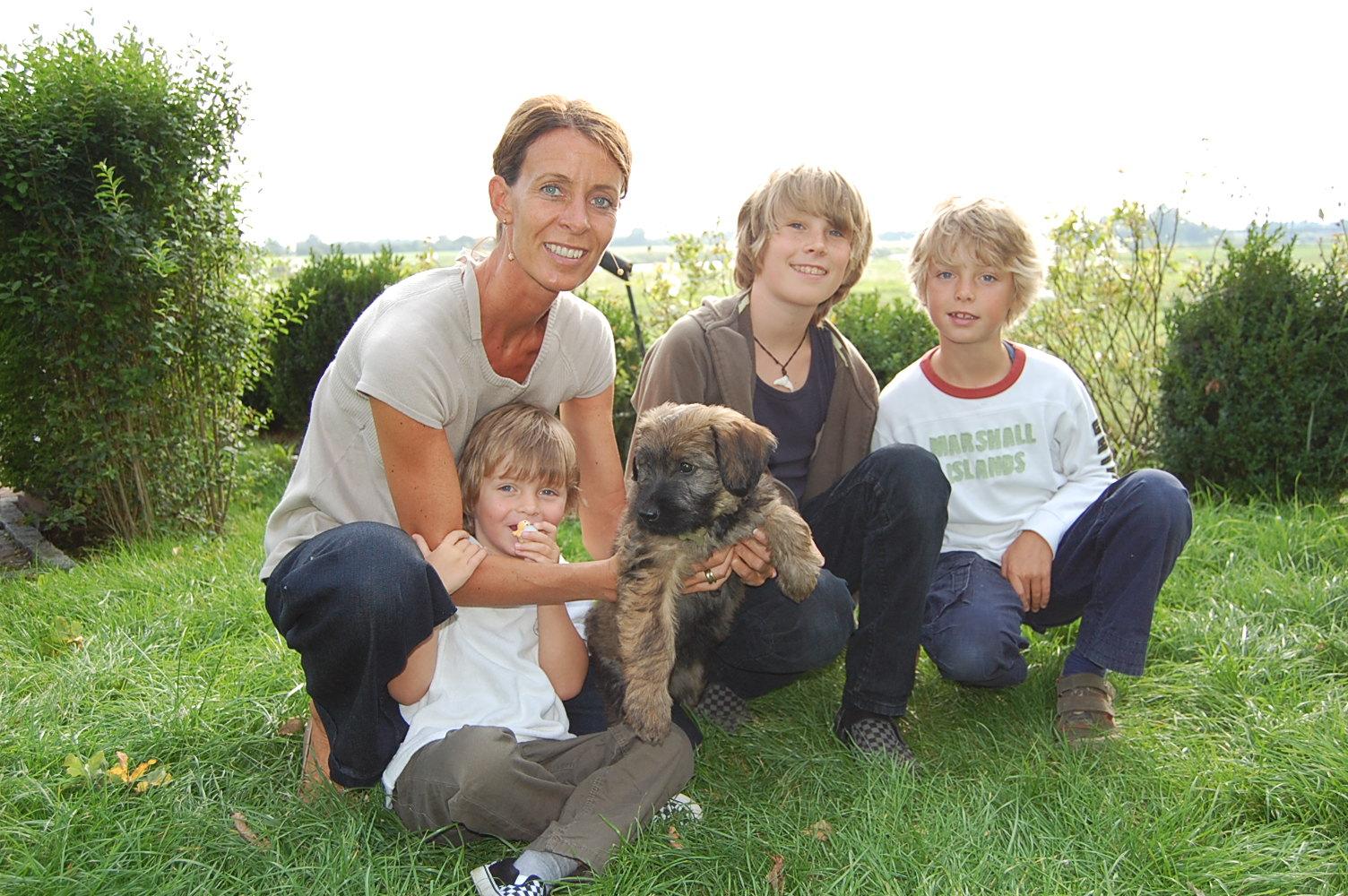 Aninas neue Familie