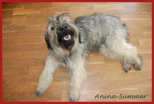 Anina 1 Jahr