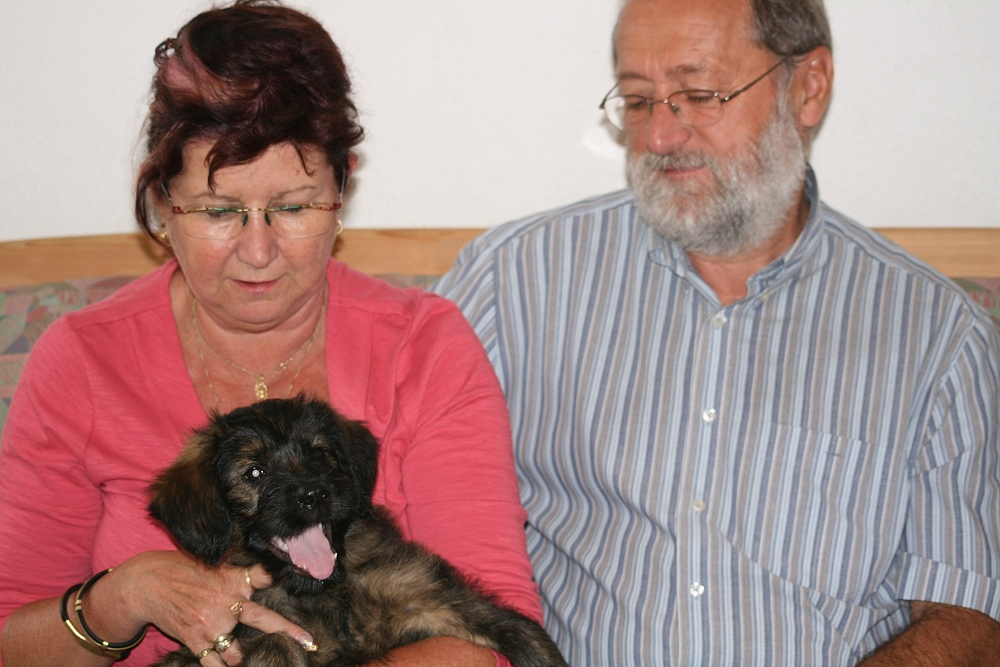 Brankas neue Familie
