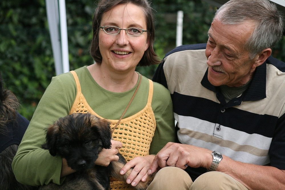 Bungees neue Familie